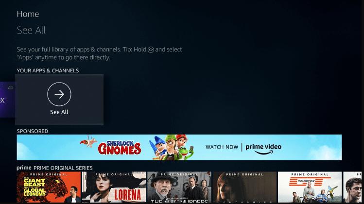 Install UnlockMyTV APK on Firestick