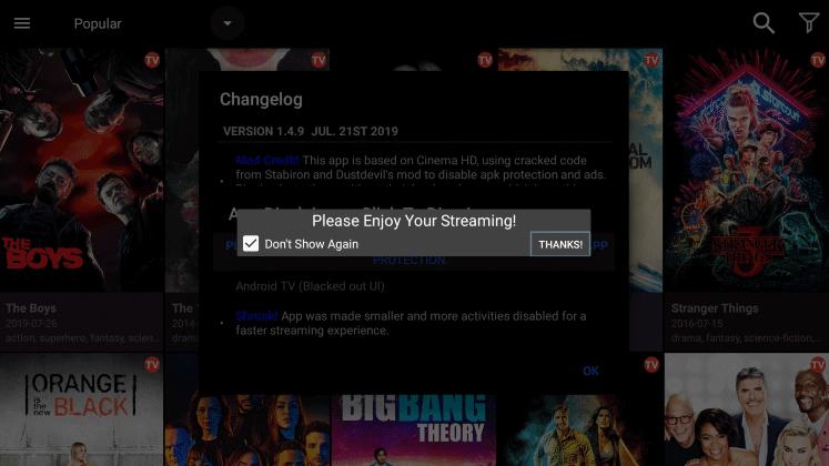 Install UnlockMyTV App on Firestick