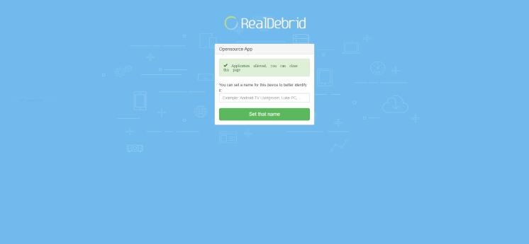 Integrate Real-Debrid on UnlockMyTv