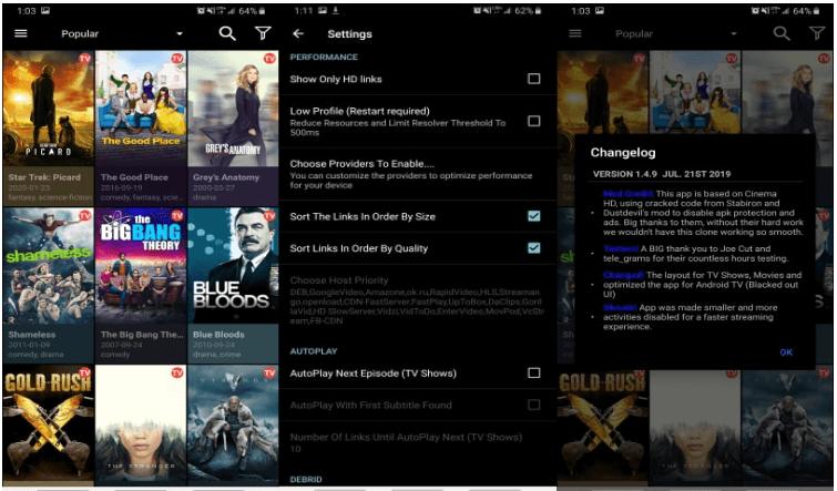 UnlockMyTV App