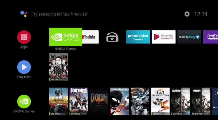 Unlockmytv on NVIDIA Shield