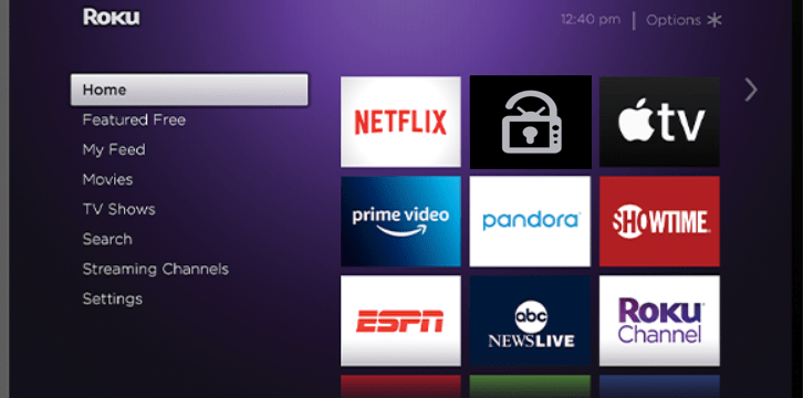 Unlockmytv on Roku