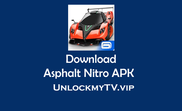 Download Asphalt Nitro APK Latest Version Free